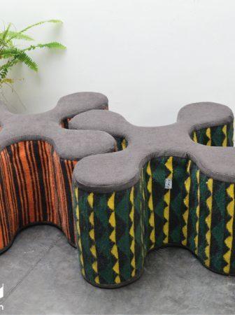 Pouf Azaru Design