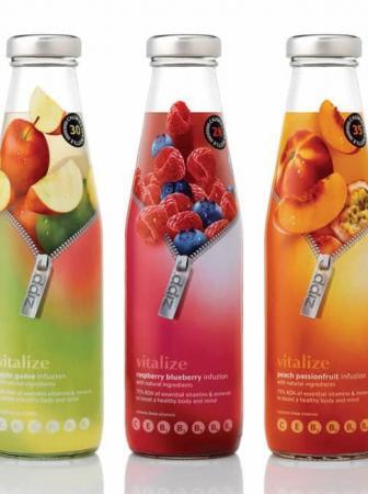 Zipp Fruit Juice
