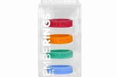 RemembeRings: Anello in silicone