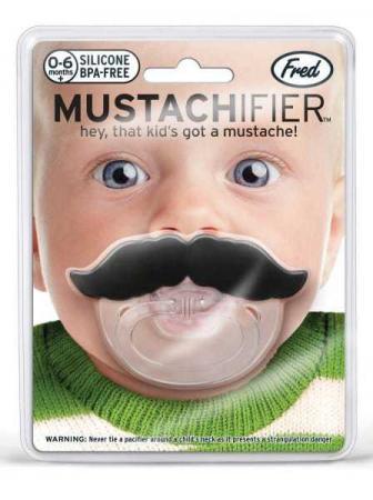 Baby Mustache