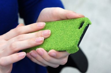 Shibaful Turf iPhone Case