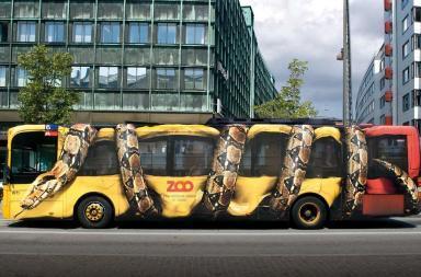 Snake Bus ADV