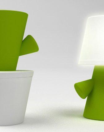 Lampada solare Greenman