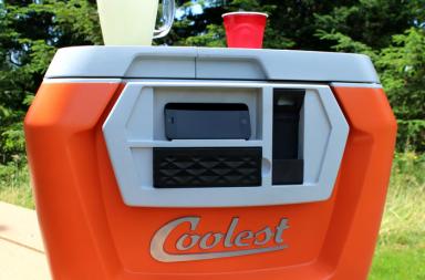 """Coolest Cooler il """"frigo"""" portatile"""