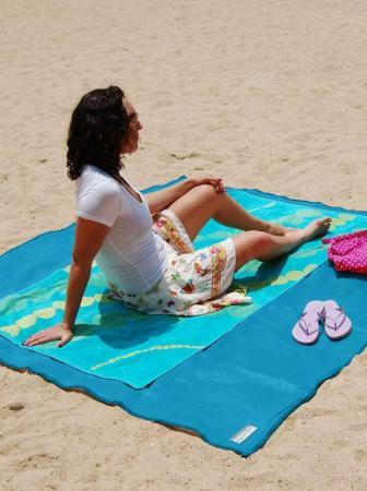 "Telo mare antisabbia ""Sandless Beach Mat"""