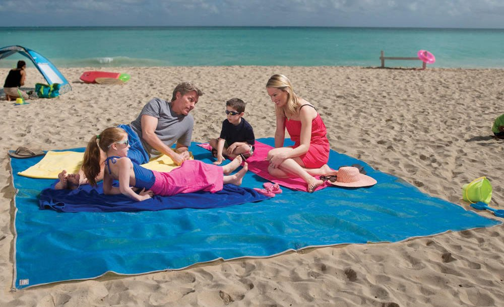 Telo mare antisabbia: Sandless Beach Mat