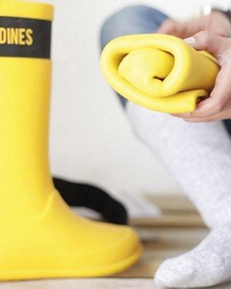 Stivali impermeabili Sardines Foldable Rain Boots