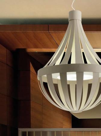Anadem, diadema di luce by Axo Light