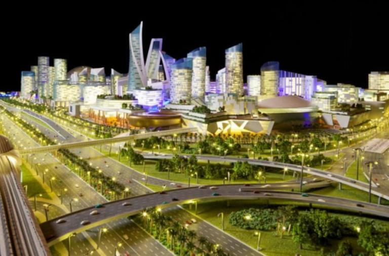 Il centro commerciale più grande del mondo a Dubai
