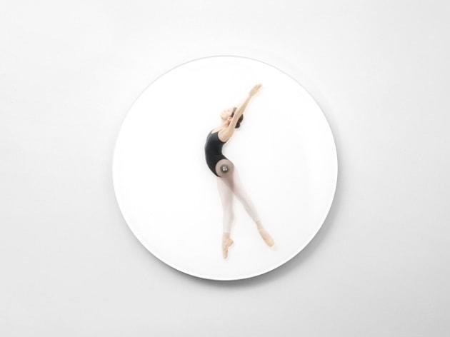 Time is dancing by Meike Harde