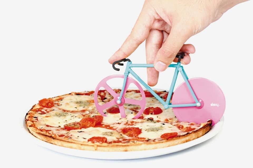 Fixie: La bici per tagliare la pizza