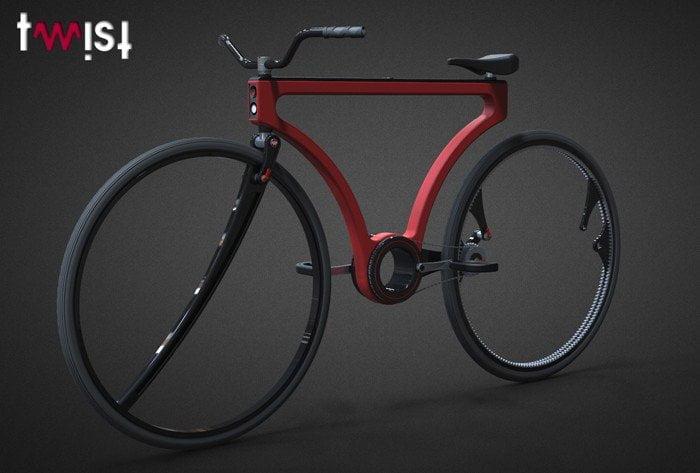 Bike twist