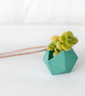 Wearable Planter: la Collana Ecologica