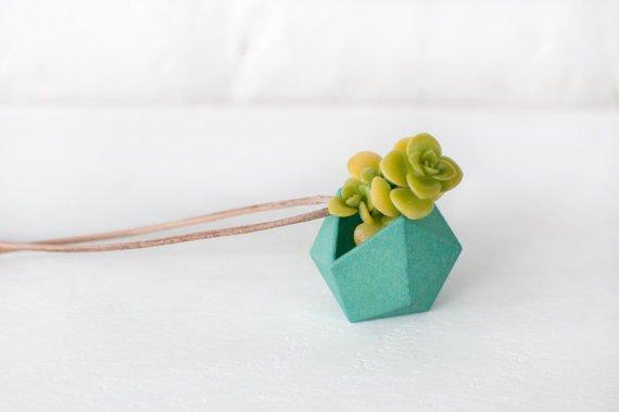 Wearable Planter: la Collana Ecologica