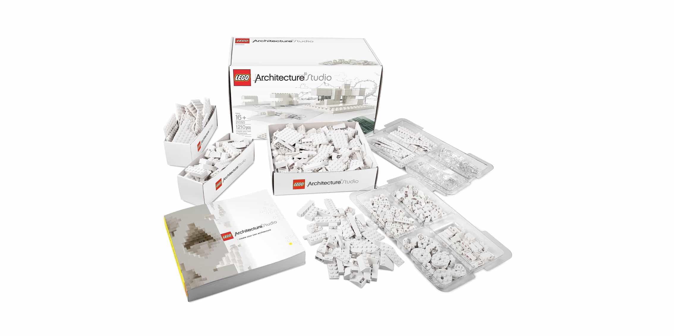 Lego Architecture Studio Design Toolkit