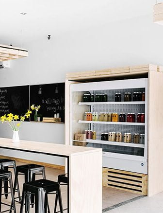 Pressed Juices: Australian juice bar