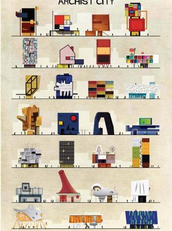 Archist: Architettura e Arte by Federico Babina