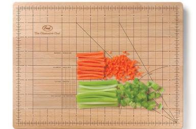 Obsessive Chef Cutting Board, la perfezione in cucina