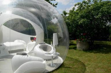 Casa Bubble