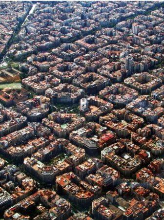 Eixample il quartiere di Barcellona