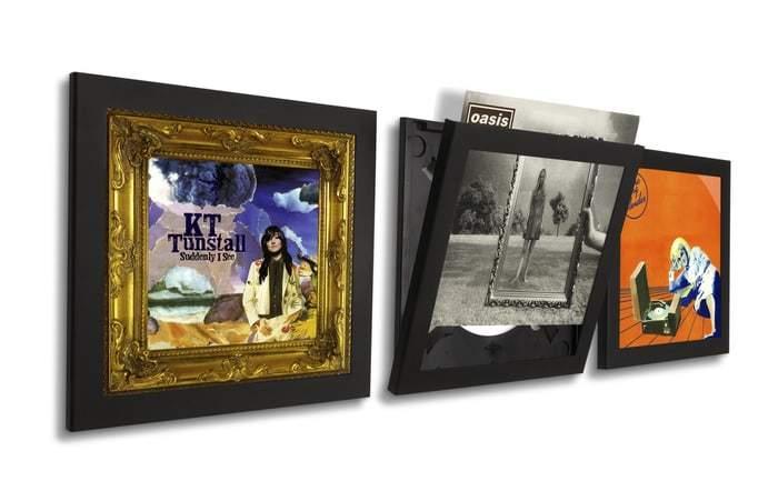 Flip Frame Vinyl