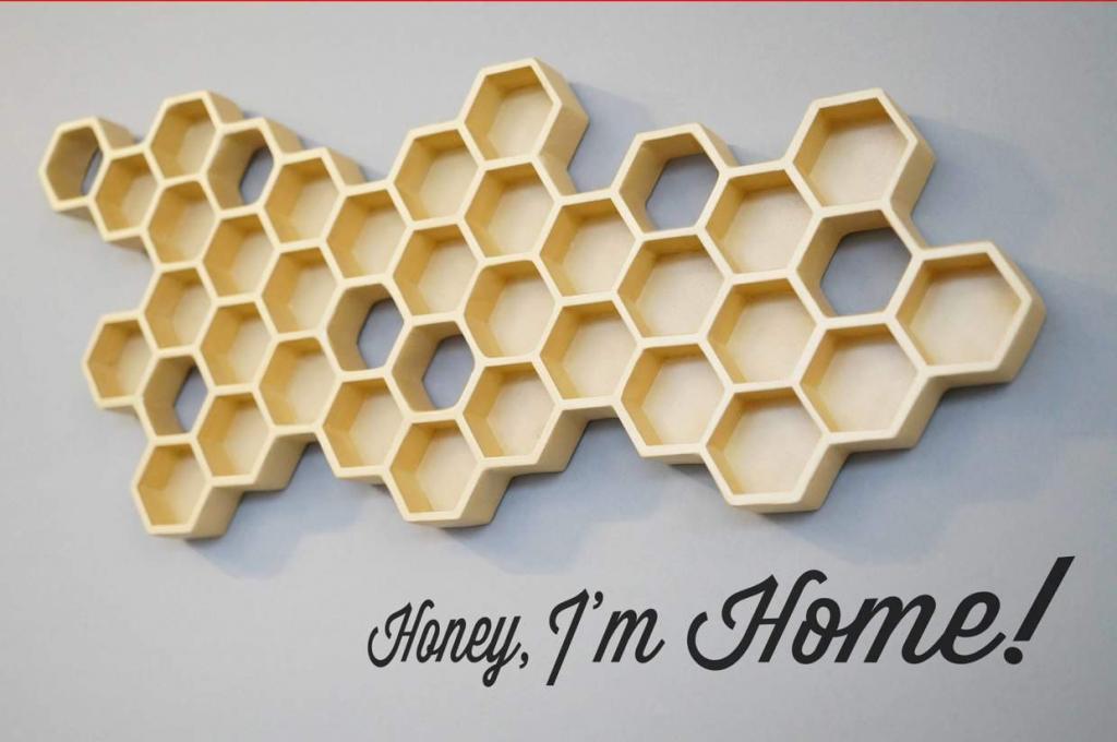 portachiavi Honey, I'm Home!
