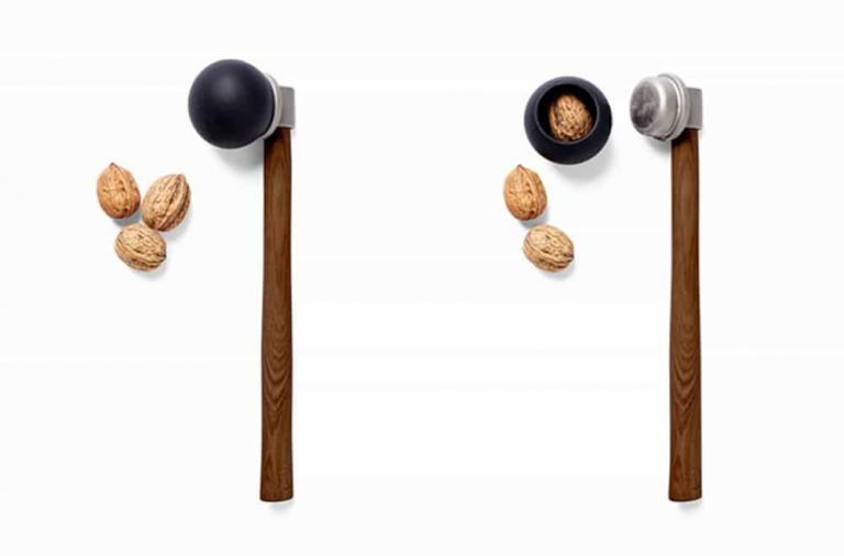 Nut Hammer Nutcracker: Lo schiaccianoci alternativo