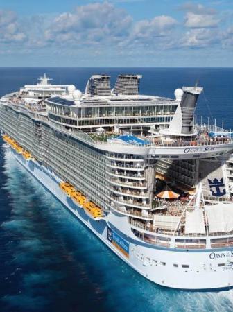 Oasis of the Seas: la nave da crociera più grande del mondo