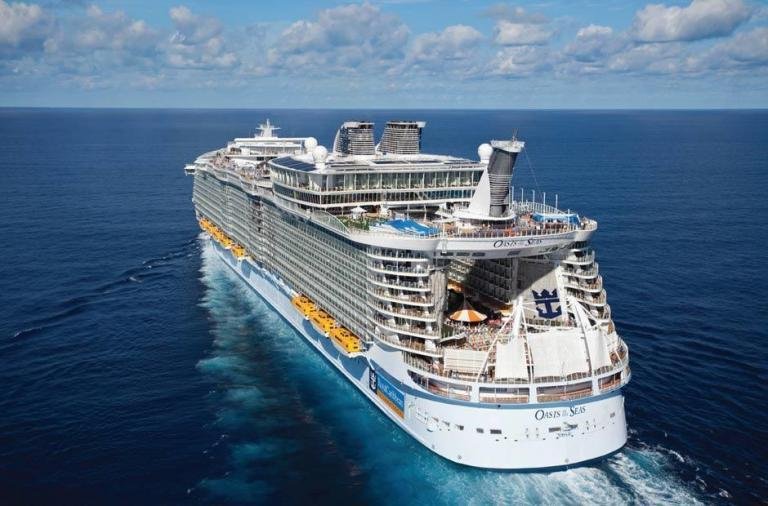 Oasis of the Seas: la nave da crociera più grande del mondo