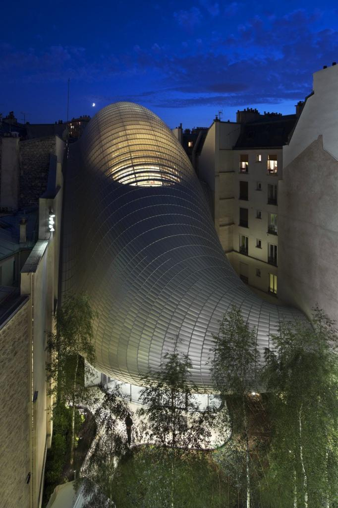 Pathé Foundation by Renzo Piano