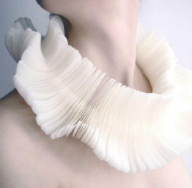 Gioielli di carta by lucie houdkova design miss for Gioielli design