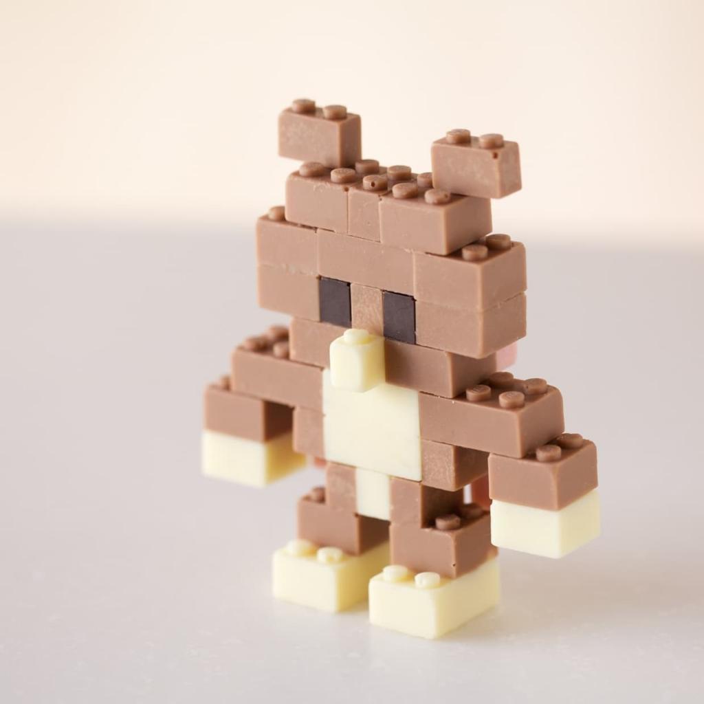 Costruzioni di cioccolato