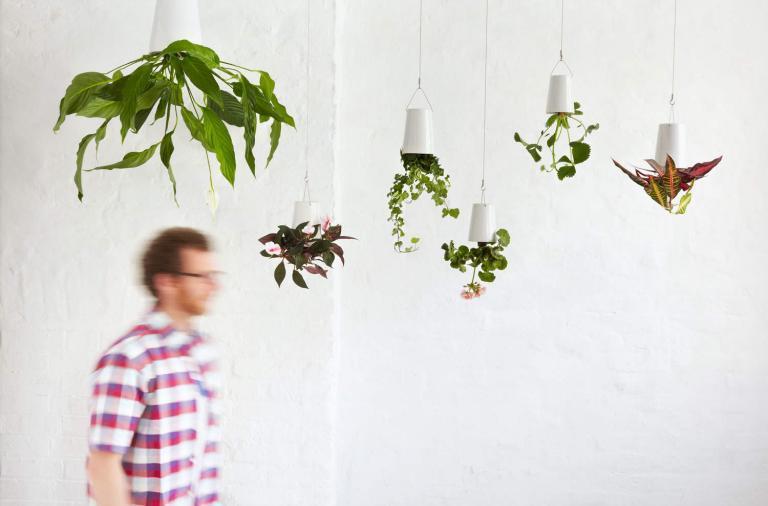 Sky Planter: il vaso rovesciato