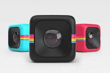 Polaroid Cube, micro camera resistente all'acqua