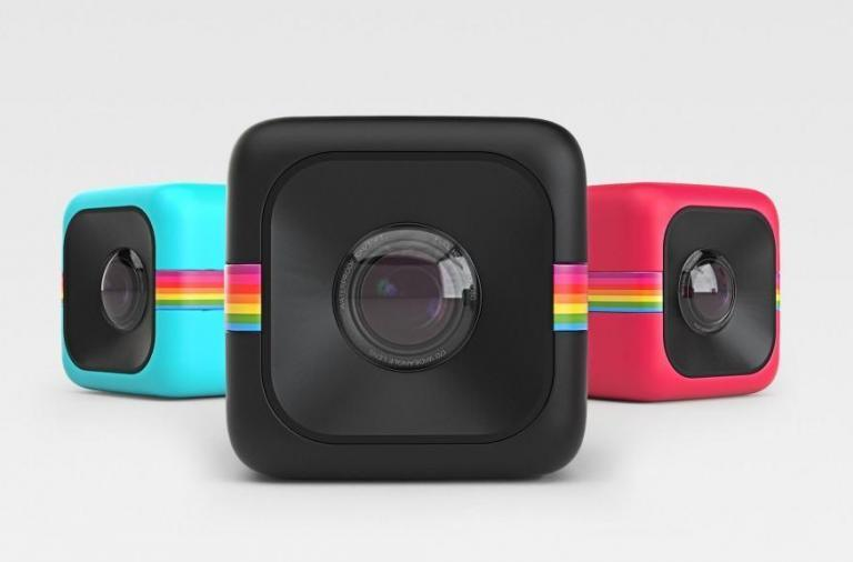 Polaroid Cube, micro camera resistente all'acqua