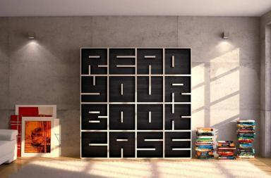 Libreria Read Your Book Case