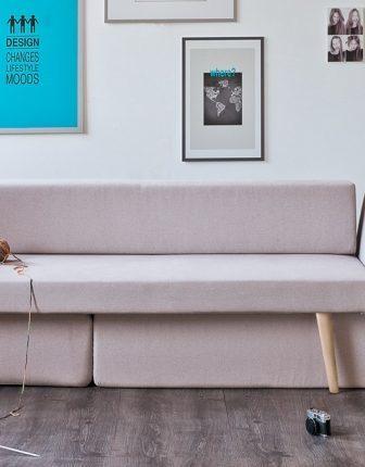 Sofista, il divano modulare