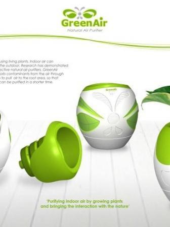 Un sistema innovativo per depurare l'aria