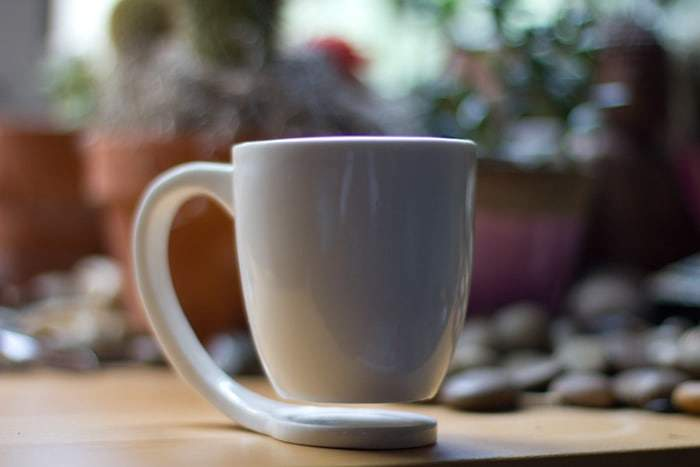 Floating Mug: la tazza sospesa
