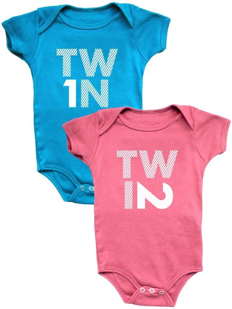 T-shirt gemelli