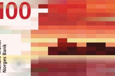 Corone norvegesi pixellate