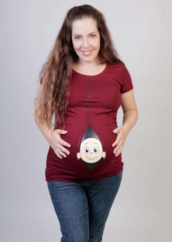 divertenti-T-shirt-per-la-maternità