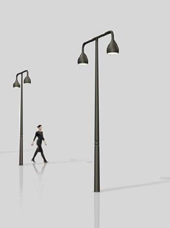Illuminazione urbana Drop & Flexi