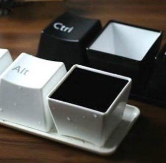 Set di tazze:Ctrl Alt Del Mugs
