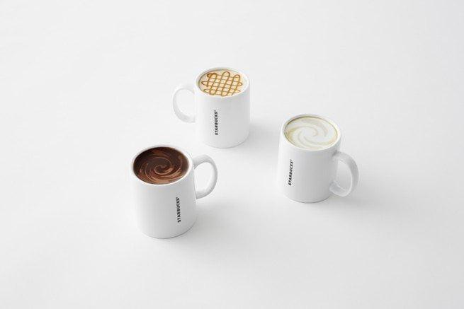 Nendo rinnova le tazze da caffè di Starbucks