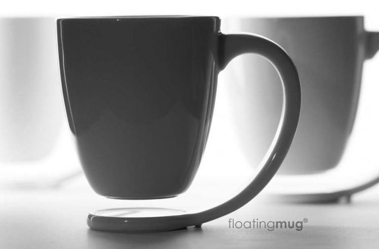 Floating Mug: la tazza fluttuante
