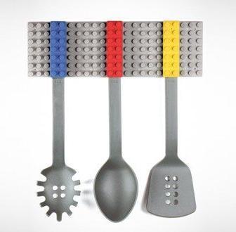 Utensili da cucina lego