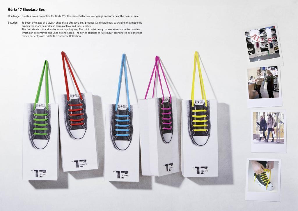 Goertz 17 Converse Packaging