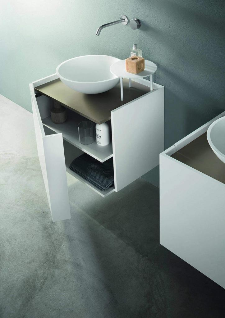 MAKRO Tender Mobile bagno