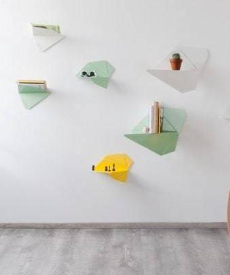 Volatevia: le mensole funzionali da parete